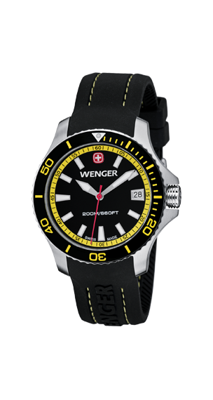 Wenger W's Sea Force Gul/Svart (01.621.101)